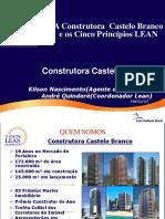 5 Principios Lean Constrution