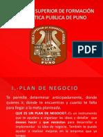 Plan de Negocio 5
