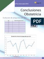 Conclusiones Obstetricia