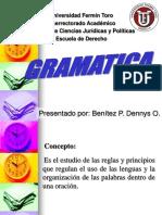 Presentacion Gramatica