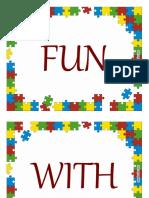 Words (Puzzle Border)