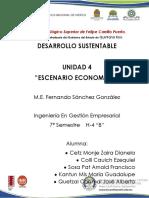 U4 Desarrollo sustentable