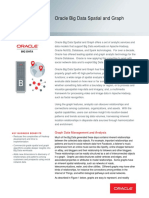 Oracle Bdsg Data Sheet