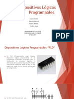 Dispositivos Lógicos Programables