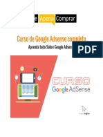 Curso de Google Adsense Completo – Aprenda Tudo Sobre Google Adsense