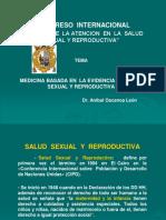 Congreso Internacional Obstetras - Mbe en Salud Sexual y Re