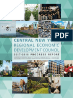 2017 Progress Report of CNY Regional Economic Development Council