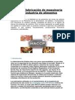 HACCP.-Lubricación