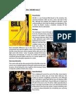 Kill Bill - Why Its Postmodern