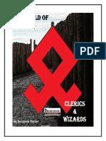 World of Aruneus - Clerics & Wizards.pdf