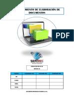 Procedimiento Elaboracion de Documentos