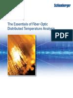 Fiber Optic Distributed Temperature Analysis