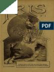 Periódico Iris. Periódico literario ilustrado. Año I, N° 4. Santiago 1ra. semana de Mayo de 1901