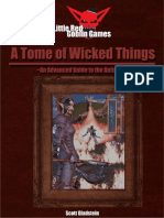 Tome of Wicked Things - An Advanced Guide to the Antipaladin