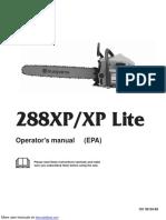 281XP, 288XP