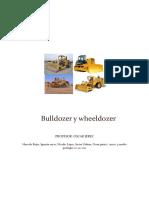 Bulldozer y Wheeldozer