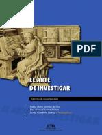 333182917 El Arte de Investigar Pablo Mejia Jose M Juarez 386 PDF