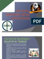 2 Políticas, Objetivos, Metas y Estrategias