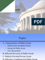 Chap004 Public Goods