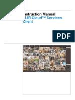 Flir Cloud Client Cms Manual en r2