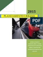 Libro Planeamiento Urbano y Diseño Urbano