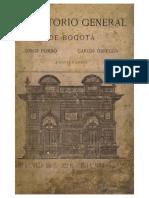 Directorio de Bogotá 1887