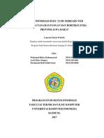 Sistem Informasi Buku Tamu Berbasis Web Edisi Revisi v1.1
