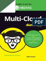 Multi Cloud for Dummies 9781119419464