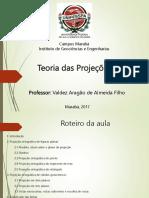 Aula 3 - Desenho Técnico (Teoria Das Projeções)