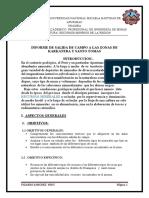 Informe de Recursos Mineros de Region 7