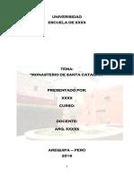 Arquitectura - Monasterio de Santa Catalina (3)