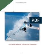 DCS Su-27 Resumen de Manual de Vuelo_ES