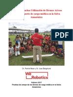WeRobotics Peru FL Contamana Press Release Spanish Final Version Updated