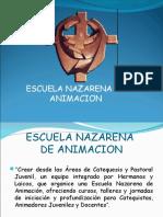 Escuela Nazarena de Animación