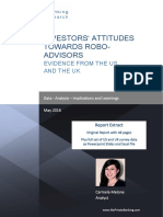 Extract - Myprivatebanking Research Report - Investors' Attitudes Towards Robo-Advisors