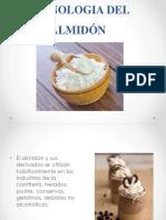 Tecnologia Del Almidón