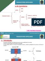 Aula 5 Transistores Bipolares