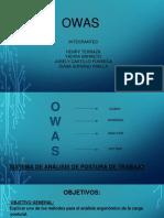 Owas %2f Ovako Working Analysis System (1) Presentación