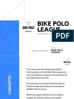 Bike Polo League Media Kit 2017