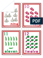 Flash Cards Numbers 9 to 12 (1)
