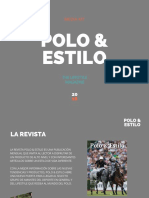 Polo & Estilo - Media Kit 2016