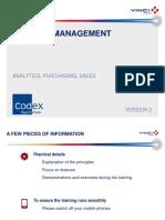 Codex PM - Training en - Day 1 - 09.12.2016