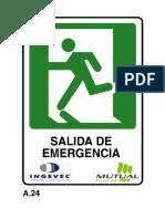 a24i SALIDA DE EMERGENCIA