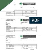 Form Pemeriksaan Lab