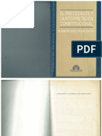 El Precedente y la interpetacion constitucional (2).pdf