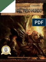 Warhammer Fantasy RPG ESP Bestiario Del Viejo Mundo