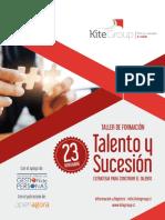 Taller Talento y Sucesión - Estrategia para construir el talento