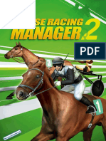 Horse Racing Manager 2 - UK Manual - PC