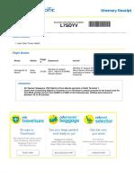 Cebu Pac Itinerary_PDF