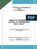 Plan Estrategico de Desarrollo Comuna 8.doc